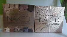 AUTHENTIC~Urban Decay Naked Ultimate Basics Eye Shadow Palette *READ DESCRIPTION
