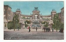 France pretty 1911 postcard