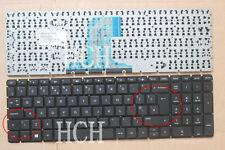 New Laptop UK  For HP 15-ba077na 15-ba077sa 15-ba078na Keyboard NO Frame