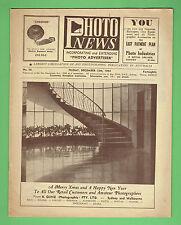 #T67. AUSTRALIAN PHOTO NEWS  MAGAZINE, DECEMBER 15th 1950