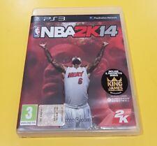 NBA 2K14 GIOCO PS3 VERSIONE ITALIANA