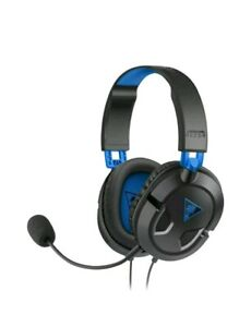Turtle Beach Ear Force Recon 50P Black Headsets Switch PS4 Xbox One PC