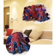 72 Wandsticker Wandtattoo Spiderman Marvel Comic Kinderzimmer Jungen