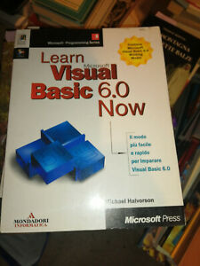 learn visual basic 6.0 - michael halvorson