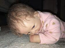 The Ashton Drake Galleries Tasha Edenholm Lifelike Poseable Baby Doll