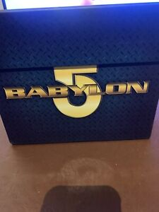 BABYLON 5 ULTIMATE COLLECTION The Complete Series DVD Region 4 (AUS) New Sealed