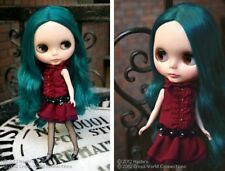 Neo Blythe X TOP SHOP collaboration Doll Alexis Emerald limited Japan import