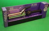 hot tools 1. 1/2 curling iron gold  model 1102