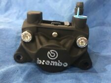 Brembo Black P32 Rear Brake Caliper P32F Ducati Buell Grom Honda Motorcycle 916
