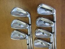 Used YAMAHA Golf INPRES X D FORGED 5-PW&AW Iron set DG S200 steel Stiff Men's
