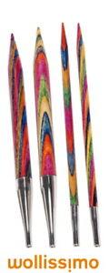 Knit Pro Symfonie Holz austauschbare Nadelspitzen Länge 128 mm und/oder Seile