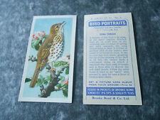 Buy Individual Brook Bond Bird Portraits (No Address) VGC+   Nos 1-50  see list
