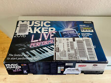 JOB LOT x 43 Magix Music Maker Live 2016 Performer (PC)