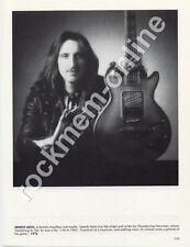 Speedy Keen Thunderclap Newman book photo 1976 TAM3