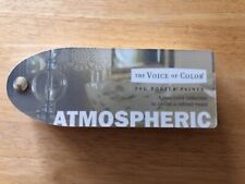 PPG - PPG Paints The Voice Of Color Atmospheric Collection Fan Deck