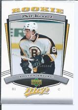 Phil Kessel  06/07 UD MVP  #299  RC