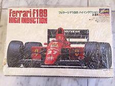 1/24 Nigel Mansell Ferrari F189 High Induction F1 GP By Hasegawa GP