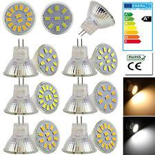 Faretto MR11 GU4 2W/3W/4W 5733 SMD LED Lampada Lampadina Luce Bulbo AC/DC 12-30V