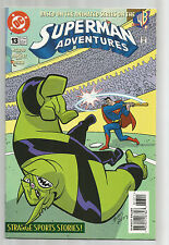 SUPERMAN ADVENTURES #13 VERY FINE + or better