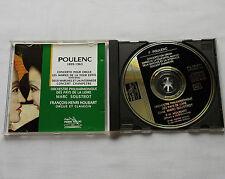 SOUSTROT-HOUBART/POULENC Organ Concerto-... CD PIERRE VERANY PV.791011 (1991