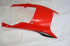 Cubierta Bandeja suelo Bug Aprilia Sigilo Carreras SR SR50 rojo