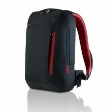 "Belkin Slim Back Pack for Notebooks Laptop up to 17"" Jet/Cabernet  NEW"