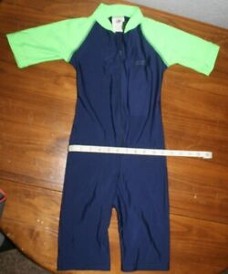 Youth   Rash Guard  Suit     body swim  suit    UPF 50    Kids   size 10