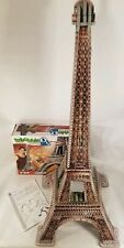 Wrebbit 3D Puzzel Eiffel Tower Jigsaw Foam Standard 816 Piece Paris France