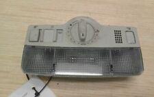 98-06 Volkswagen Passat GRAY Front Overhead Reading Dome Light Sunroof Controls