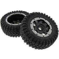 Losi Desert Buggy XL-E 4WD 1/5: Creepy Crawler Tires, Wheels, Beadlocks & Screws
