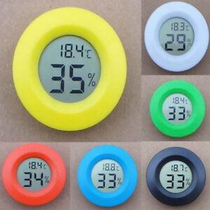 Home Mini Digital LCD Thermometer Hygrometer Humidity Temperature Meter Tester n