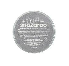 Snazaroo Sparkle Gun Metal Grey 18ml Face & Body Paint