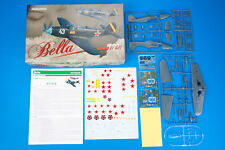"""EDUARD 11118 P-39 Airacobra """"Bella"""" Dual Combo in 1:48 LIMITED!!"""