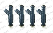 Set of 4 Bosch 0280156162 fuel injector 2004-2007 Ford Focus 3M6G-BA