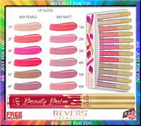 Beauty Balm 3D Liquid Lipstick Lip Metallic Glitter Lipstick Lip Gloss Make Up