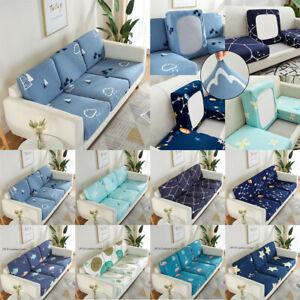 Washable Elastic Sofa Cushion Cover Durable Furniture Protector Covers Slipcover