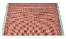 Handwoven Floor Kilim Rug with Jute Area Rug Hand loomed Rustic Rug Indian 5009