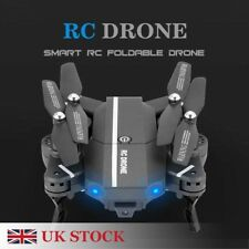 UK 8807W Foldable With Wifi FPV HD Camera 2.4G 6-Axis RC Quadcopter Drone Toys