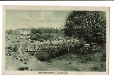 CPA-Carte postale-   Allemagne - Bad Nenndorf - Cäcilienhöhe-1911 S4970