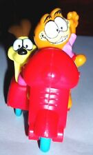 Vintage McDonalds Happy Meal Toy-Garfield and Odie-1988