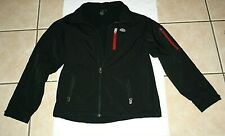 youth boys large 14/16 Snozu black snow jacket 4 pockets