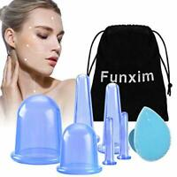 Complete Cupping Therapy Set, Anti Cellulite Cups with Body Cups, Face Cupping,