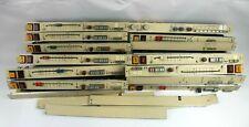 Vintage Wheatstone A-500 Broadcast Audio Console Modules/Filler Panels