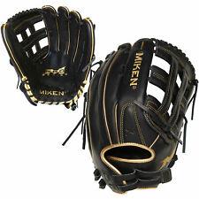 "Miken Gold Pro Series 13"" PRO130-BG Slowpitch Softball Glove, Right Hand Thrower"