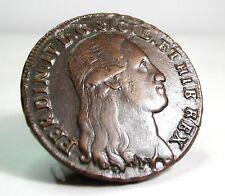 Regno di NAPOLI (Ferdinando IV) 8 Tornesi 1797