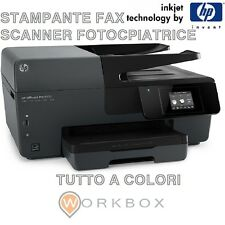Stampante Multifunzione HP Officejet Pro 6830 Ink-jet A4 FOTOCOPIATRICE FAX E3..