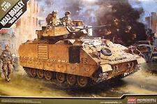 "Academy 13205 1/35 M2A2 Bradley ""Iraq 2003"" - Plastic Model Kit"