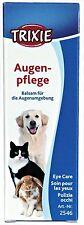2546 Trixie Pet Eye Care Drops 50ml - Dog Cat Rabbit