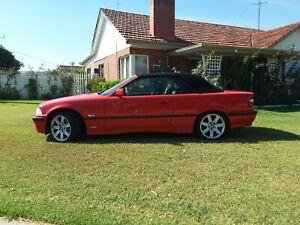BMW 1996 E36 328I CONVERTIBLE