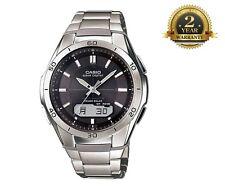 Casio Mens Waveceptor Analogue/Digital watch with Day/Date WVA-M640TD-1AER *New*